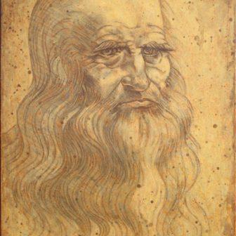 Léonard De Vinci, portrait de Vivien Lacueille