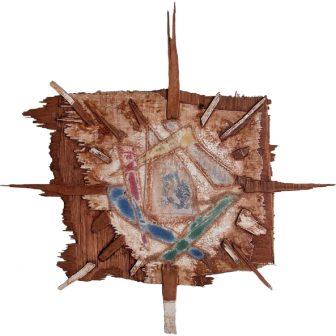 Lungta Dragon, mandala de Vivien Lacueille