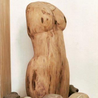 Le Désir, sculpture de Vivien Lacueille