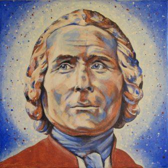Rousseau, portrait de Vivien Lacueille