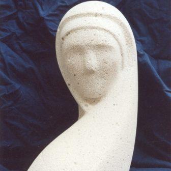 Silence Blanche, sculpture de Vivien Lacueille